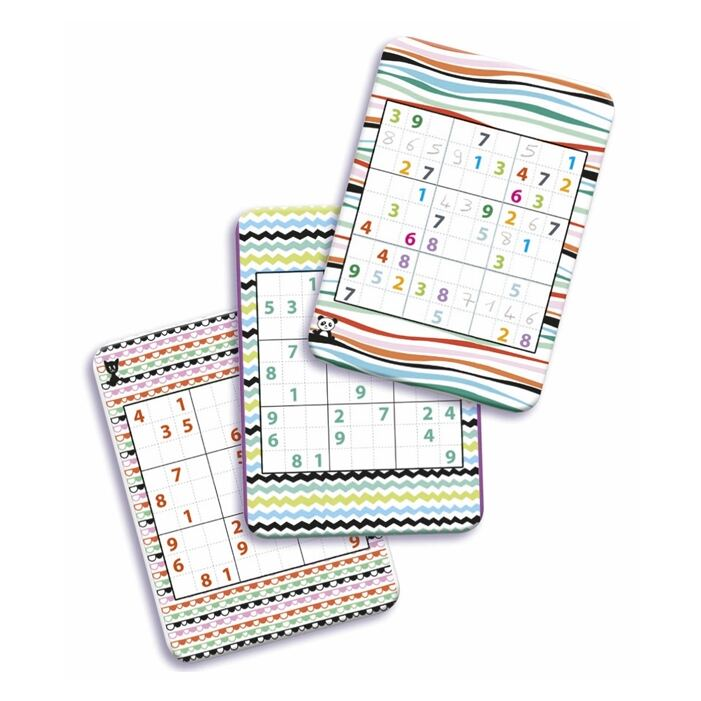 Djeco - Mini logikai - Sudoku