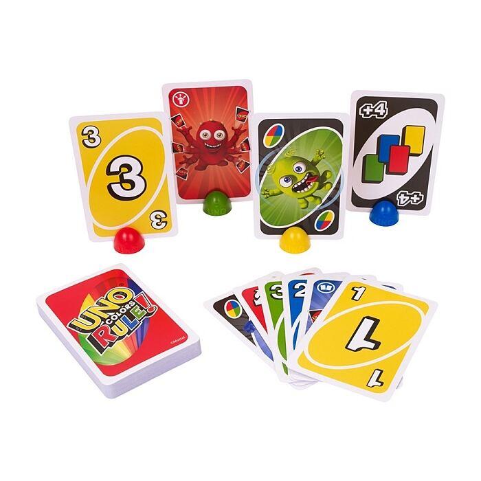 Színerő Uno kártya