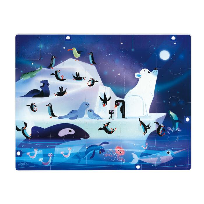 Janod - A csillagok alatt - meglepetés puzzle - 20 db