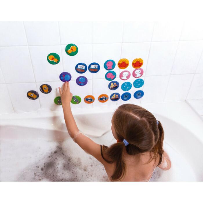 Janod - Fürdőjáték - 24 db-os memória