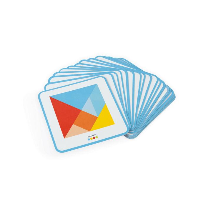 Janod - Tangram logikai játék