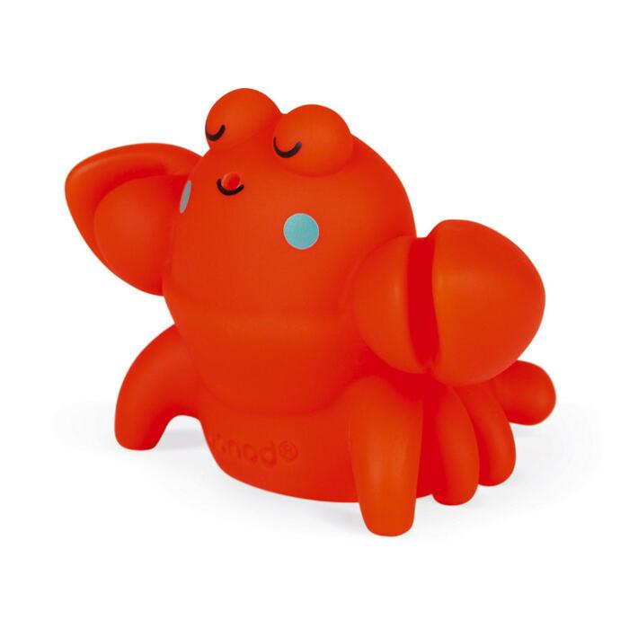 Janod - Fürdőjáték - 4 tengeri állat