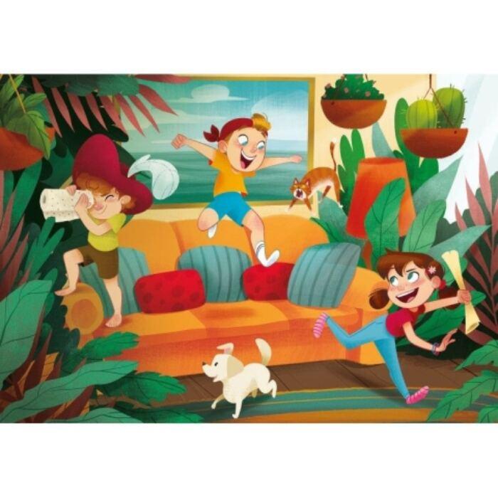 Fantáziavilág 3x48 db-os puzzle