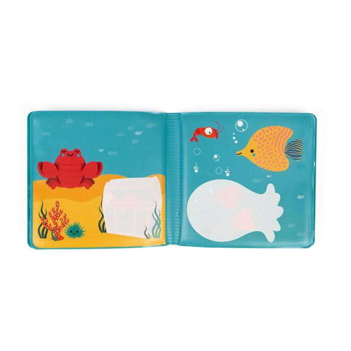 Janod - Fürdős mesekönyv - Csodás fürdés