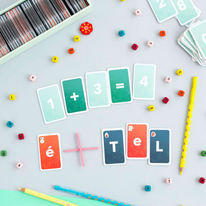KUVIK - Betűkártyák