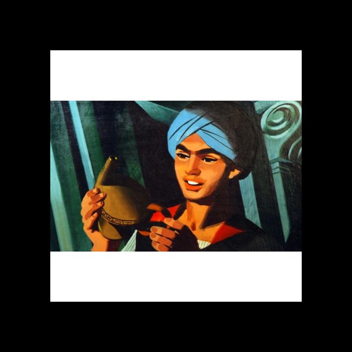 Diafilm - Aladdin