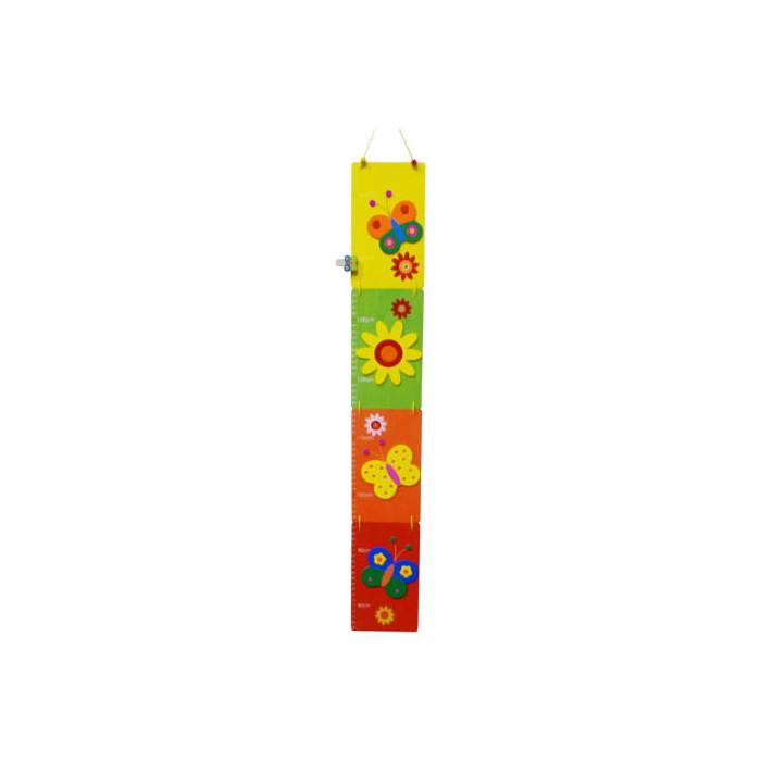 Fajáték - Magasságmérő - pillangós