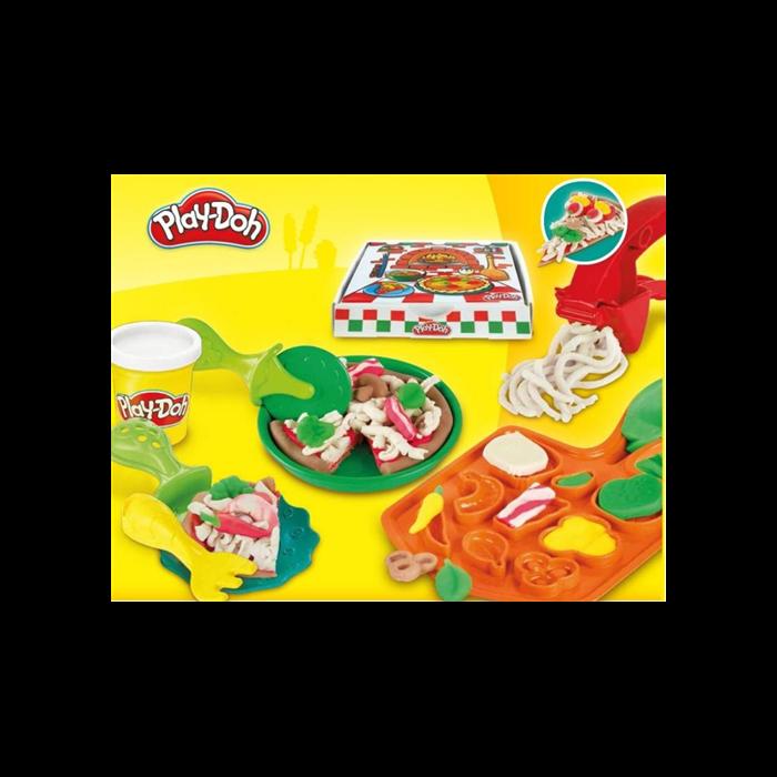 Play-Doh - Pizza sütő party
