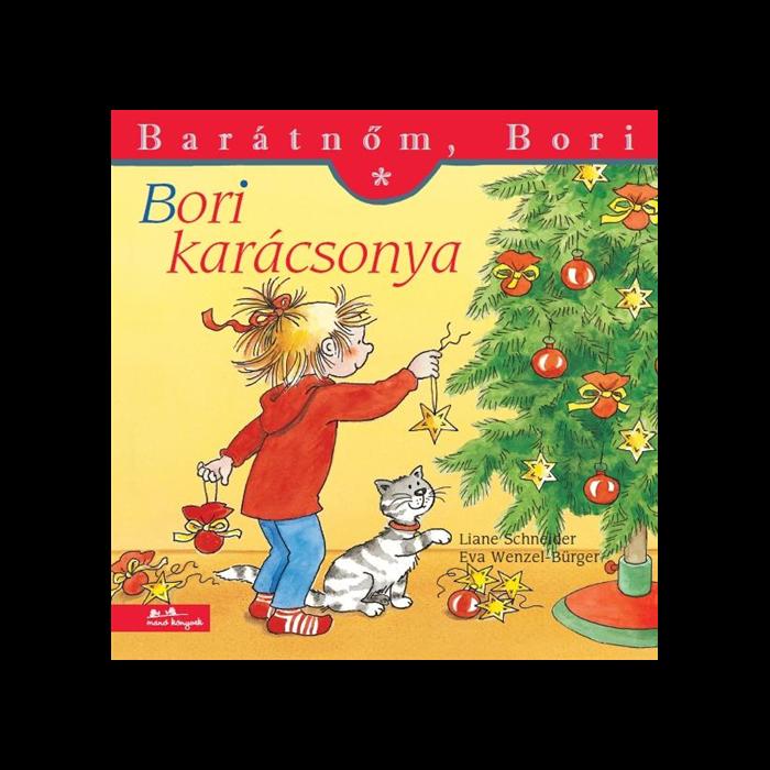 Barátnőm, Bori - Bori karácsonya