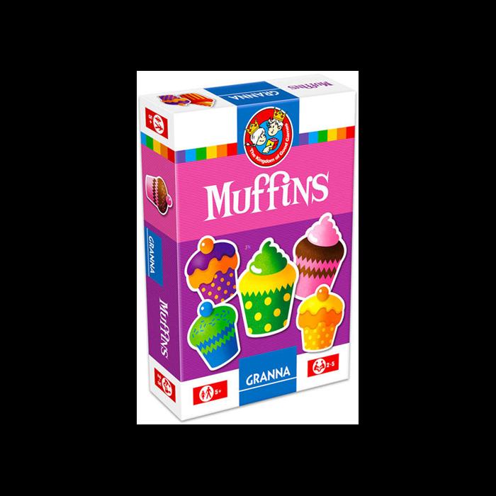 Granna - Muffins társasjáték