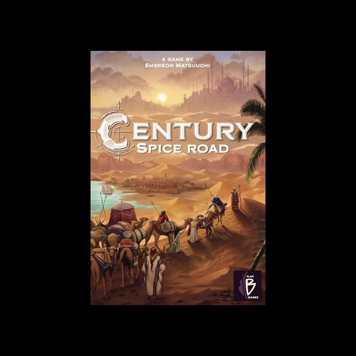 Century - Fűszer út társasjáték