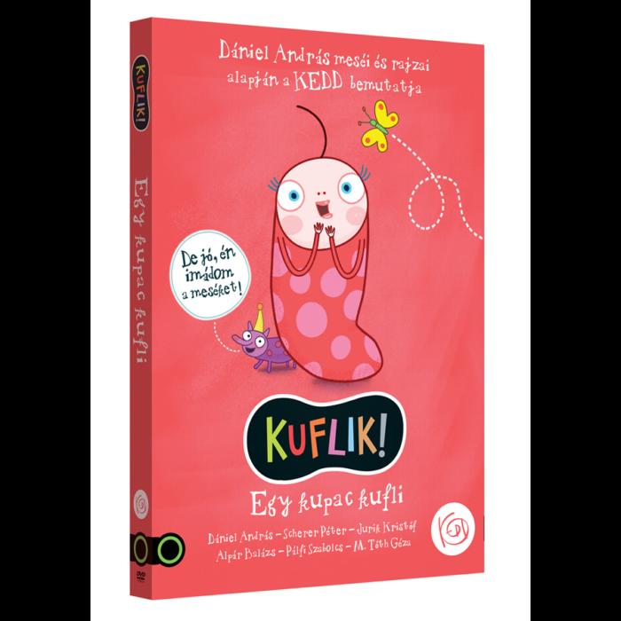 KUFLIK DVD 1.-  Egy kupac kufli - Pofánka dísztokban