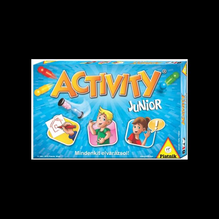 Activity - Junior társasjáték