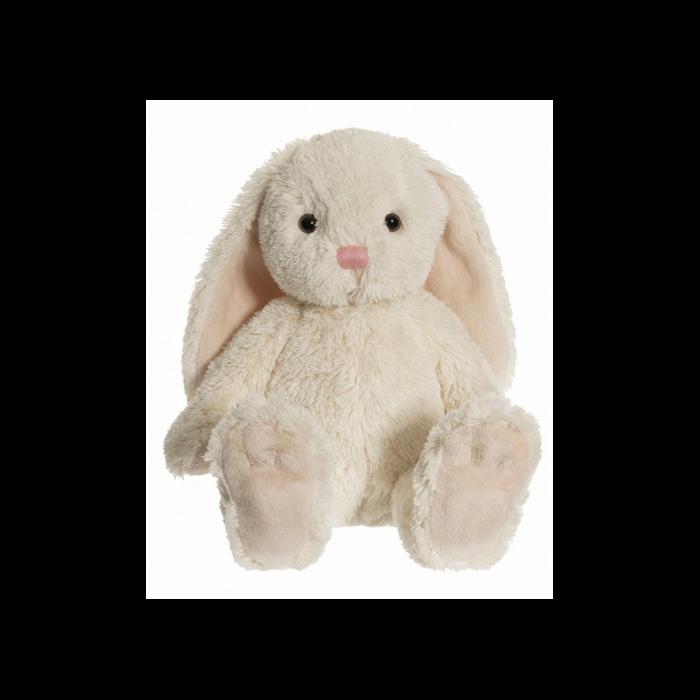 Teddykompaniet - Nina nyuszi, krém - 35 cm